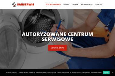 Sanserwis - Instalacja, konfiguracja komputerów i sieci Rzeszów