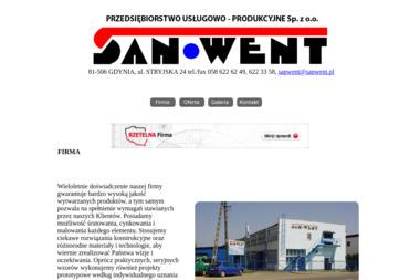 PPU San-Went Sp. z o.o. - Urządzenia, materiały instalacyjne Gdynia