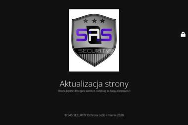 Sławomir Wróbel Sas Security - Agencja ochrony Łódź