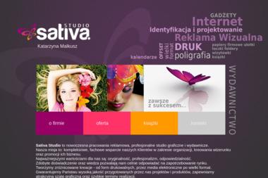 Sativa Studio Katarzyna Malkusz - Agencja marketingowa Stradunia