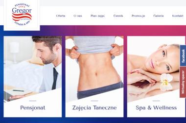 Fitness Club i Sauna Gregor - Trener personalny Zielona Góra