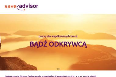 Saveadvisor Sp. z o.o. - Reklama Rzeszów
