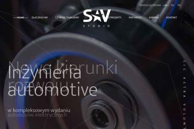 SAV Studio Damian Talar. Agencja Reklamowa - Fotografowanie Potrzanowo