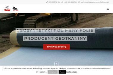 SAW Centrum Folii - Skład budowlany Bielsk Podlaski
