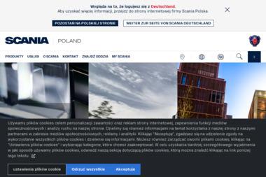 Scania Sandomierz - Ekipa budowlana Sandomierz