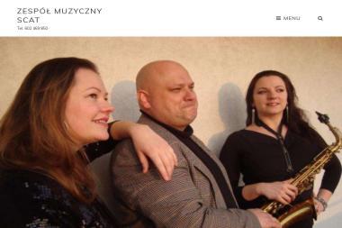 Zespół Muzyczny Scat. Zespół muzyczny, zespoły muzyczne - Zespół na Sylwestra Gorzów Wielkopolski