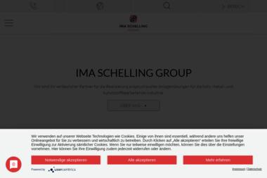 Obrabiarki do Drewna Schelling Polska Sp. z o.o. - Tartak Środa Wielkopolska