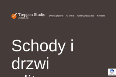 Treppen Studio Jesionka. Schody drewniane, schody z drewna - Metalowe Schody Dobroszów Wielki