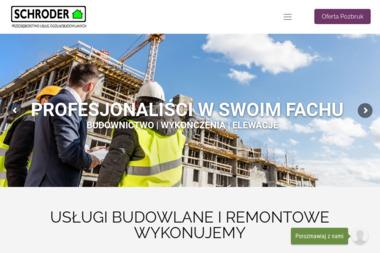 Przedsiębiorstwo Usług Ogólnobudowlanych Schroder - Żelbeton Koszalin
