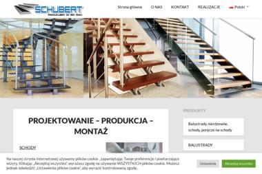 Schubert. PPHU. Import, eksport - Schody Kalisz