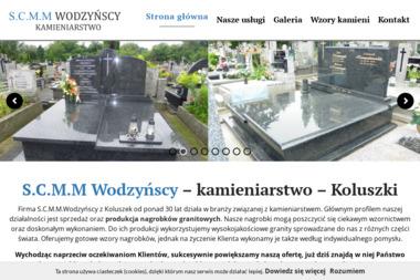 Działalność Produkcyjno Handlowo Usługowa S.C. M M Wodzyńscy - Budowa Nagrobka Koluszki