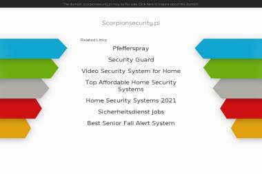 Scorpion Security Sp. z o.o. - Agencja ochrony Wrocław