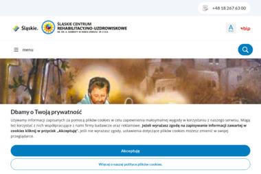 Śląskie Centrum Rehabilitacyjno-Uzdrowiskowe im. dr. Adama Szebesty - Masaże Relaksacyjne Rabka-Zdrój