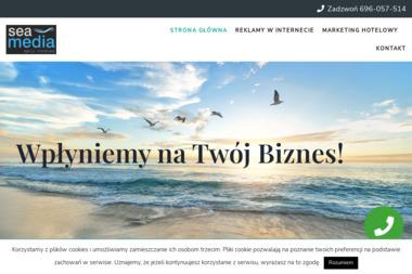 Bartłomiej Chudzik Sea Media - Agencja marketingowa Reda