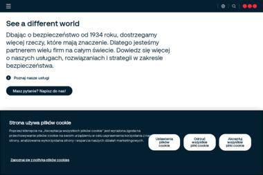 Securitas Polska Sp. z o.o. - Agencja ochrony Lublin