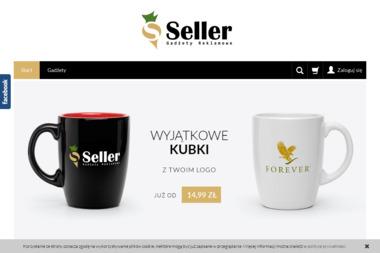 Seller. Gadżety, gadżety reklamowe - Kampanie Reklamowe Kielce