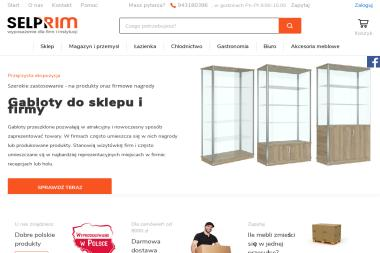 SELPRIM.pl Hurtownia wyposażenia sklepów, biur, gastronomii, magazynów. - Ekspresy do Kawy Koszalin