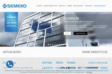Semeko Aquatower Sp. z o.o. - Roboty ziemne Gdynia