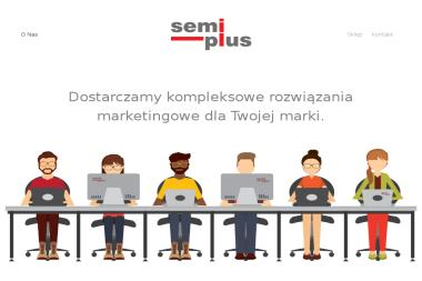 Semi Plus Sp. z o.o. - Agencja Reklamowa Konstantynów Łódzki
