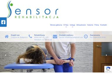 Sensor Rehabilitacja Dzieci i Dorosłych - Fizjoterapeuta Bydgoszcz
