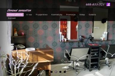 Studio Fryzjersko-Kosmetyczne Sensual Sensation - Fryzjer Katowice