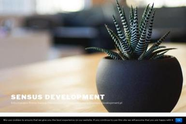 Sensus Development Sp. z o.o. Spółka Komandytowa - Roboty ziemne Ostróda