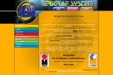 Serigraf System. Jerzy Thrun - Kosze prezentowe Gdańsk