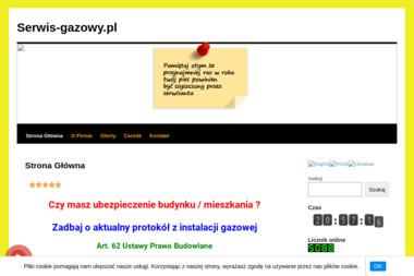 Stint serwis gazowy - Naprawa piekarników i kuchenek Bydgoszcz