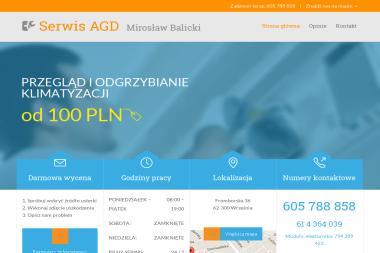 Serwis AGD - Składy i hurtownie budowlane Września