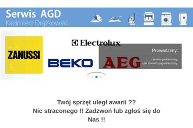 Serwis AGD, Kazimierz Drążkowski - Naprawa odkurzaczy Chojnice