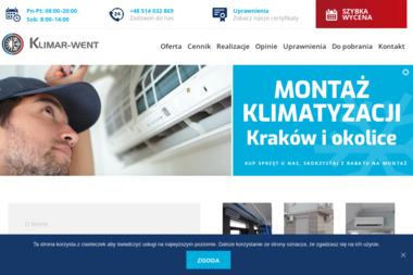 Zbigniew Kotaba PPUH Klimar-Went. Klimatyzatory, wentylatory - Klimatyzacja Marszowice