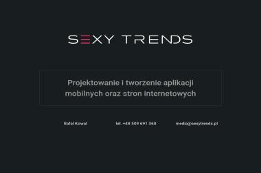 Sexy Trends Rafał Kowal - Agencja marketingowa Rosnowo