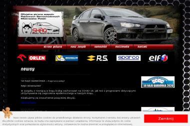 Shaq Rally Team Extreme Sebastian Maj - Joga Wrocław