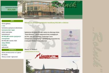 Grupa PSB - Spółdzielnia Handlowa Rolnik. Materiały budowlane, artykuły wyposażenia wnętrz - Sprzedaż Materiałów Budowlanych Olesno