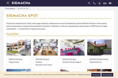 Siemacha Spot 24/7 - Pomoc w Pracach Domowych Odporyszów