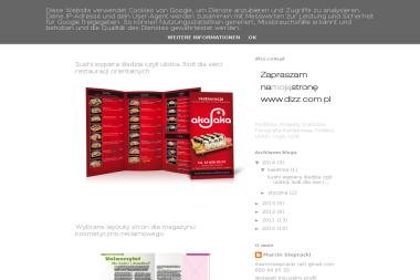 Dizz Projektowanie Graficzne - Agencja marketingowa Brzeziny