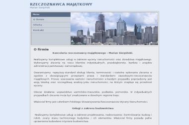 Hms S.C. Halina i Marian Sierpińscy - Agencja nieruchomości Mrągowo
