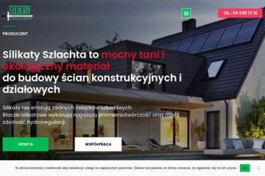 Silikaty Szlachta S.C. Józef Gliniecki Ryszard Ossowski - Skład budowlany Szlachta