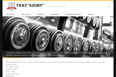 Towarzystwo Krzewienia Kultury Fizycznej Azory - Szkoła Jazdy Kraków