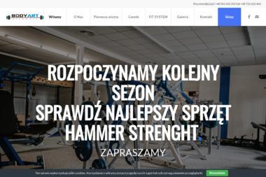 Siłownia Body-Art - Trener personalny Wieluń