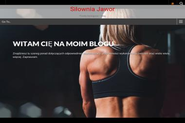 FITNESS CLUB & SIŁOWNIA JAWOR - Trener personalny OLEŚNICA