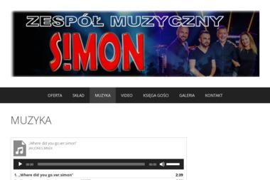Simon. Usługi Muzyczno-Artystyczne - Zespół muzyczny Świdnik