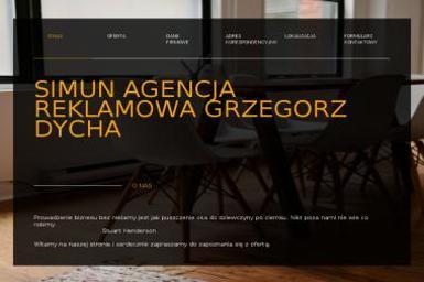 Simun Agencja Reklamowa Grzegorz Dycha - Agencja marketingowa Krapkowice