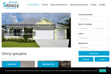 Kancelaria Nieruchomości SITNICCY - Domy Pleszew