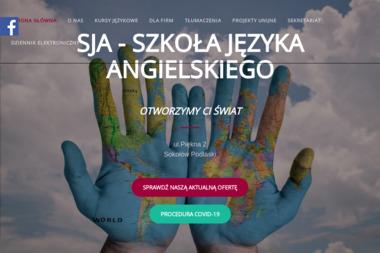 Mikołajczyk Paudyna Elżbieta Szkoła Języka Angielskiego - Szkoła językowa Sokołów Podlaski
