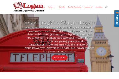 Logan Szkoła Językowa - Szkoła Językowa Toruń