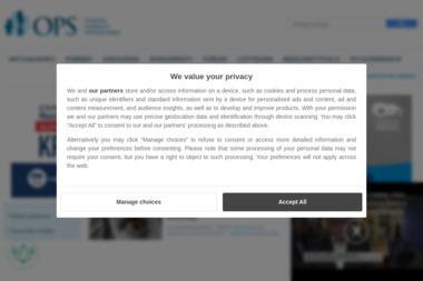 Gminny Ośrodek Pomocy Społecznej w Skierniewicach - Pomoc domowa Skierniewice