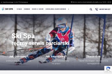 Ski Spa Barbara Rupala Kapuścińska - Naprawa pralek Warszawa