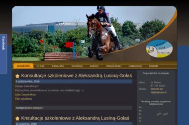 Sopocki Klub Jeździecki - Joga Sopot