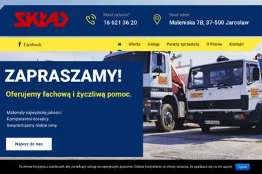 Skład Gałuszka Sp.J. Zarzecze - Sklep Budowlany Zarzecze
